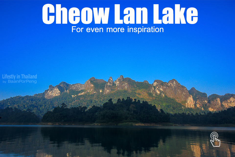 cheow lan lake activities